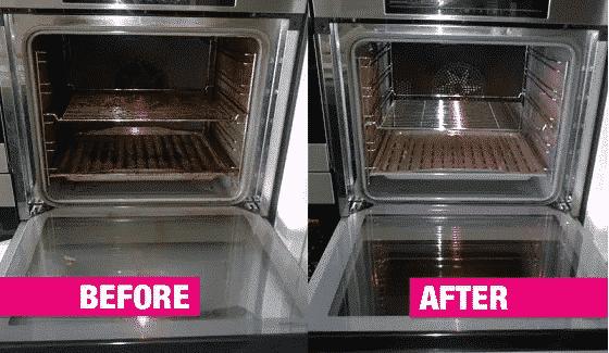 Comment nettoyer votre four de la bonne façon, avec le bon produit sans causer de dommages